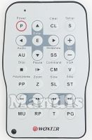 Original remote control WOXTER WOX004